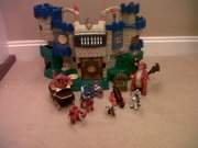 Fisher Price Knight Castle